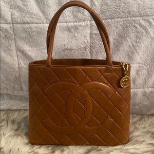 Chanel Medallion Handbag